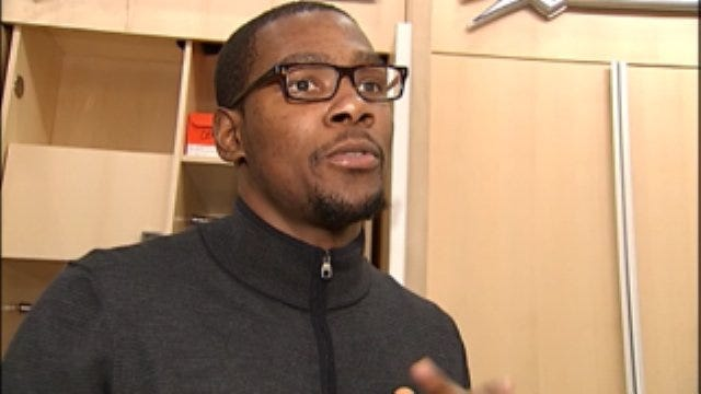 Kevin Durant Postgame Interview
