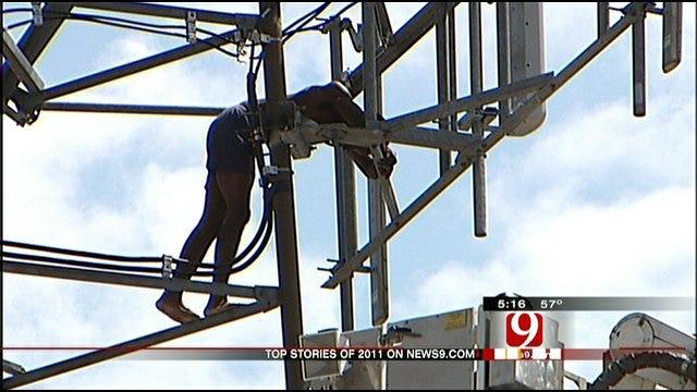 Top Oklahoma Stories Of 2011