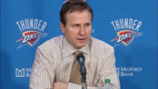 Scott Brooks Postgame Interview Part 1