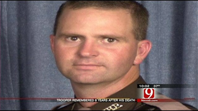 OHP Remembers Trooper On 8th Anniversary Of His Murder