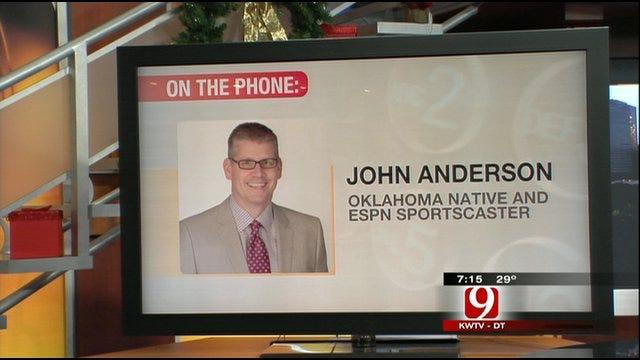ESPN Sportscaster Talks To News 9 About Thunder's Season