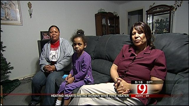 Heating Contractor Donates Gift Of Heat To OKC Family