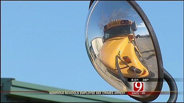 Seminole Parents Upset They Weren't Notified About Bus Driver