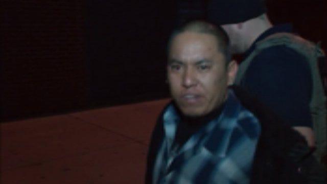 WEB EXTRA: Francisco Gomez, U.S. Marshals Speak To News 9