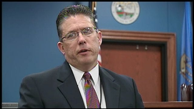 WEB EXTRA: Bethany Police News Conference On Carina Saunders Murder