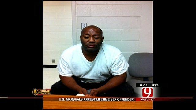 Marshals Arrest Child Rape Suspect In Oklahoma City