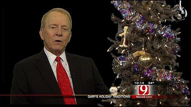 Gary's Christmas Traditions