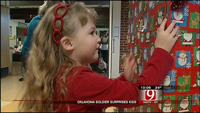 Oklahoma Soldier's Family's Wish Comes True
