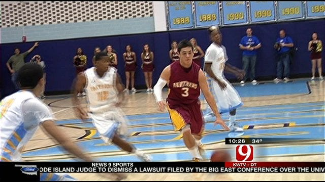 PC North Upsets PC West On The Road