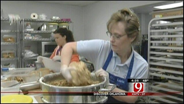 Discover Oklahoma: Christmas Activities, Christmas Cookies