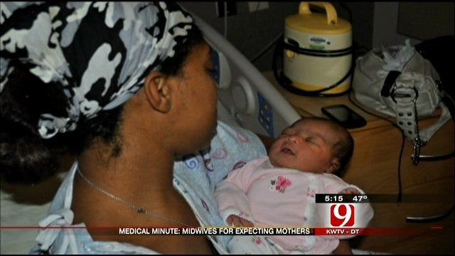 Medical Minute: Midwives For Expecting Oklahoma Mothers