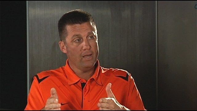 Oklahomans Profile Of OSU Coach Mike Gundy