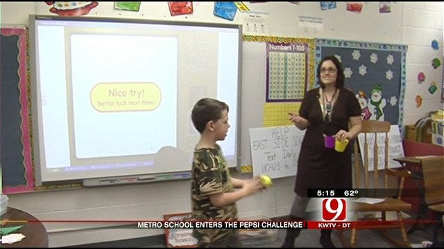 Chandler Elementary School Takes Pepsi Refresh Project Seriously