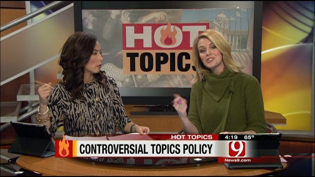 Wednesday Hot Topics: Atheists, Bullying, Ugly Christmas Outfits