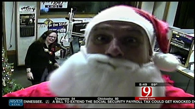 Magic 104 Wednesday: Ugly Holiday Sweat hers, Holy Toaster