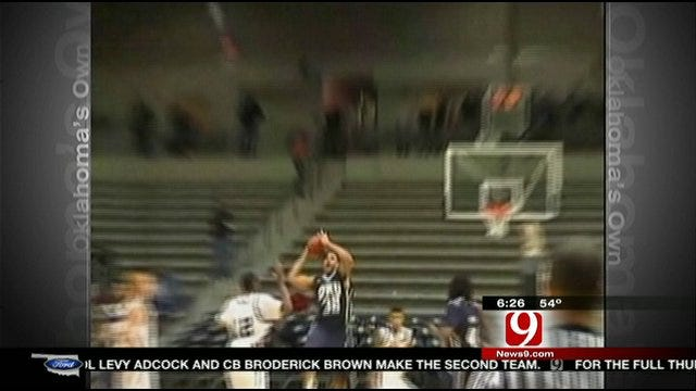 ORU's Last Second Buzzer Beater