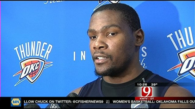 Thunder Prepares For Quick Season