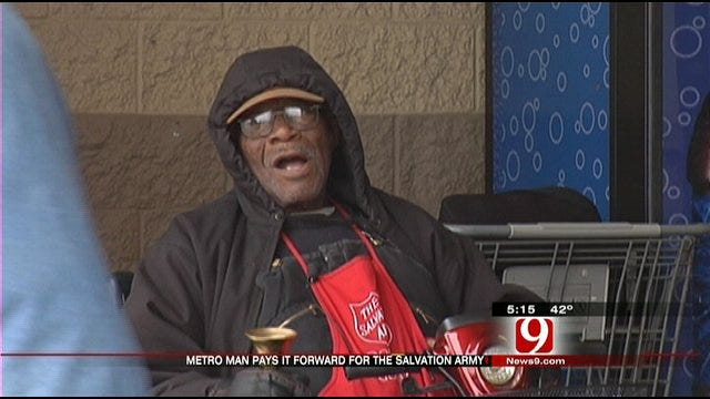 Age Just A Number For Midwest City Bell Ringer