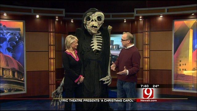 Lyric Theatre Of Oklahoma's 'A Christmas Carol'