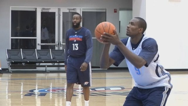 Thunder Hold First Practice