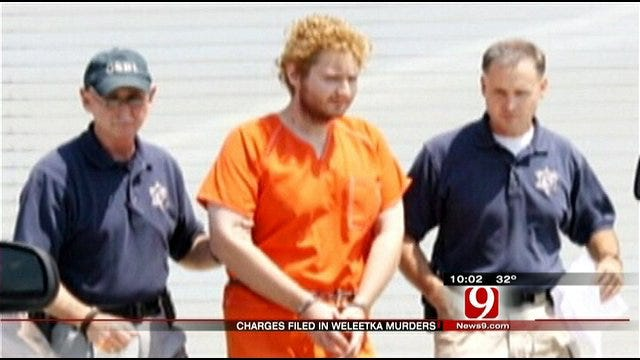 Death Penalty Sought For Man Charged In Weleetka Murders