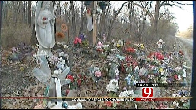 Family Reacts To Charges Being Filed In Weleetka Double-Murder