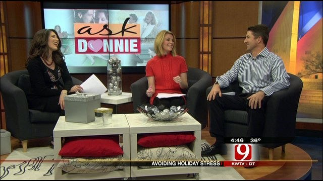 Dr. Donnie: Overcome Holiday Season Stress