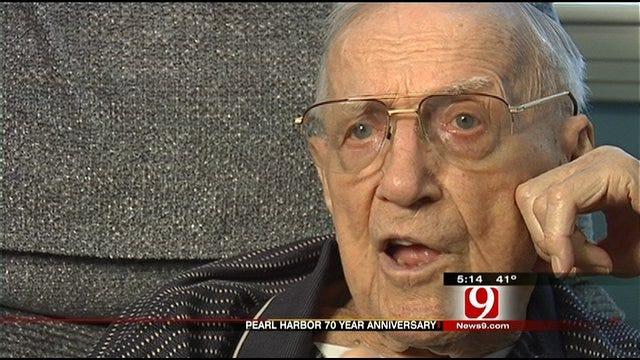 Oklahoma Soldier Remembers Pearl Harbor