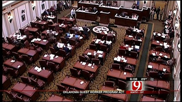 State Lawmaker Proposes Plan To Allow Illegals To Work In Oklahoma