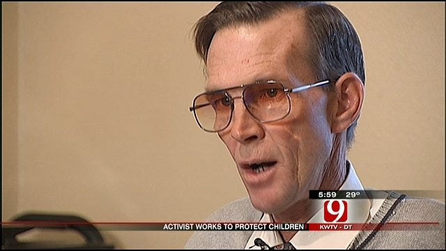 Oklahoma Man Demands Reform Of State's Child Abuse Law