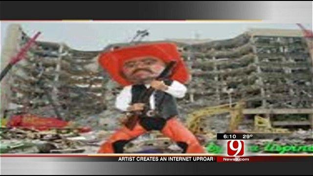 Alabama Fan Posts Controversial Photos Using Oklahoma Tragedies