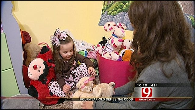 Christmas Miracle Comes To Oklahoma City Girl