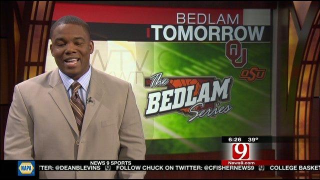 Bedlam Stakes Still High
