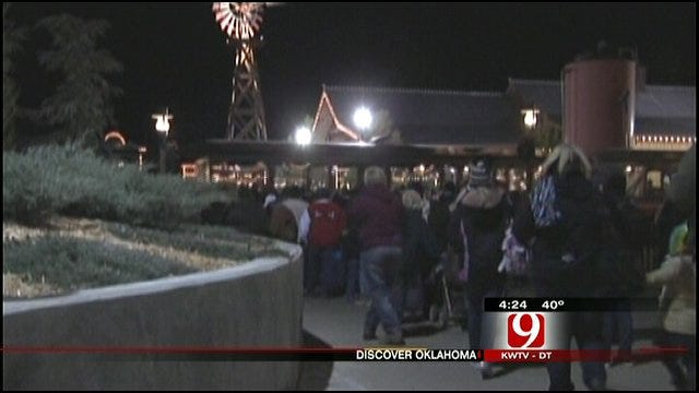 Discover Oklahoma: Sights And Sounds Of Christmas