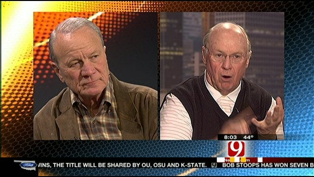 Pat Jones And Barry Switzer, Part 2