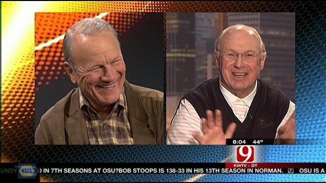Pat Jones And Barry Switzer, Part 1