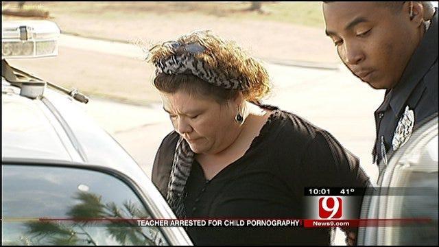 Shawnee Police Arrest Former McLoud Teacher