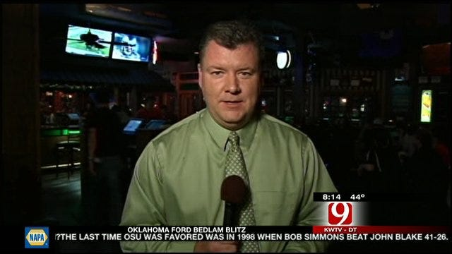 Steve McGehee Reports Live From Norman