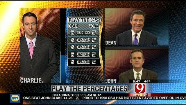 Bedlam Blitz Play The Percentages
