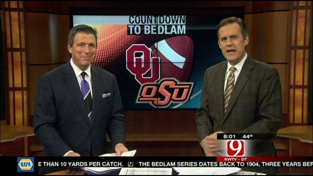 Dean And John's Takes On Bedlam