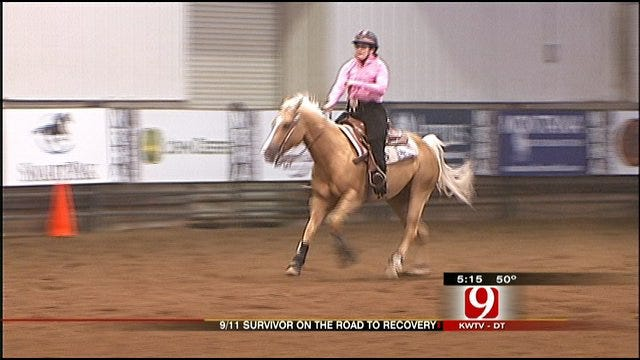 9/11 Survivor Credits Horse With Helping Her Heal