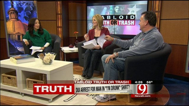 Tabloid Truth Or Trash For Thursday