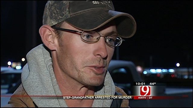 Father Reacts To Two-Year-Old's Death