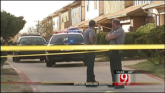 Officer, Suspect Injured After Domestic Call In OKC Ends In Police Shooting