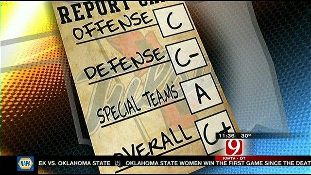 Tulsa Golden Hurricane Report Card: Houston Cougars