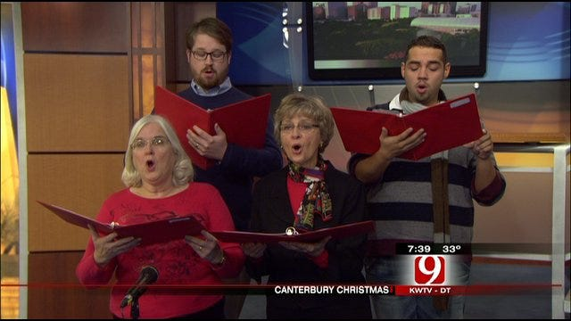 Don't Miss Canterbury Christmas Concert In OKC