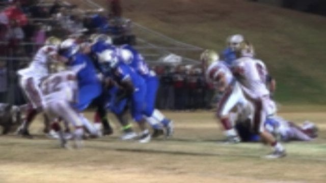Millwood Tops Lincoln Christian 40-14