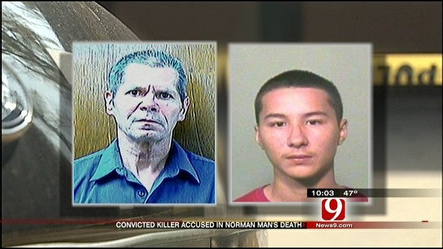 Suspects In Norman Death Have Long Records