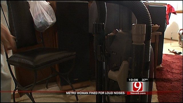 OKC Woman Ticketed For Noisy Vacuuming At Night