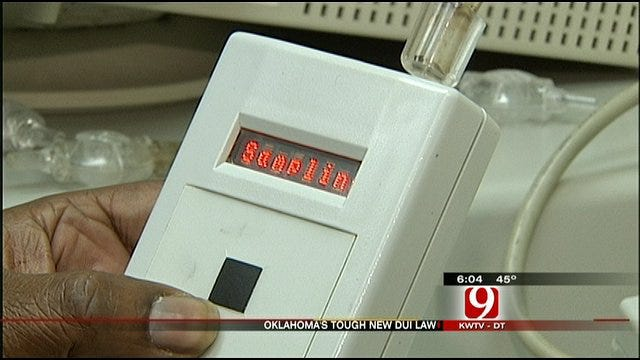 Oklahoma Drivers Face Harsher Penalties For Drunk Driving